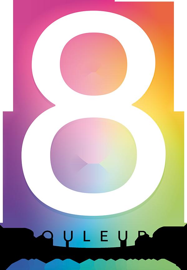 8 couleurs, la marque de fabrique de Go Learning